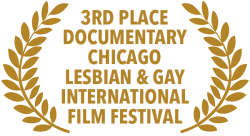 Family Values, a film by Pam Walton Productions, 3rd Place Documentary, Chicago Lesbian & Gay Int'l Film Festival