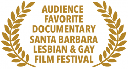 Family Values, a film by Pam Walton Productions, Audience Favorite Documentary, Santa Barbara Lesbian & Gay Film Festival