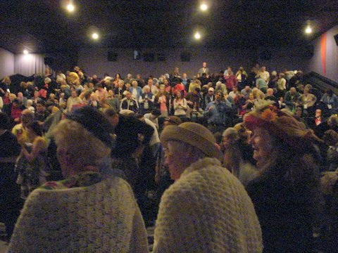 Raging Grannies get standing ovation at the sold-out Cinequest Premiere